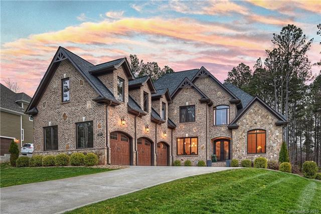 107 Blue Ridge Trail, Mooresville, NC 28117 (#3487112) :: David Hoffman Group