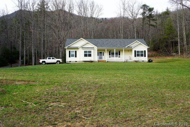 1374 Old Fort Road, Fairview, NC 28730 (#3487126) :: Odell Realty