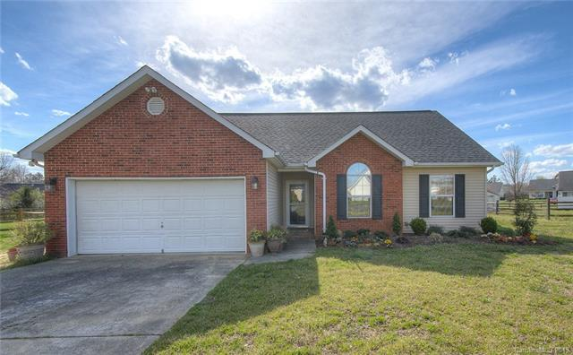 1009 Ridgefield Circle, Indian Trail, NC 28079 (#3487134) :: Exit Mountain Realty