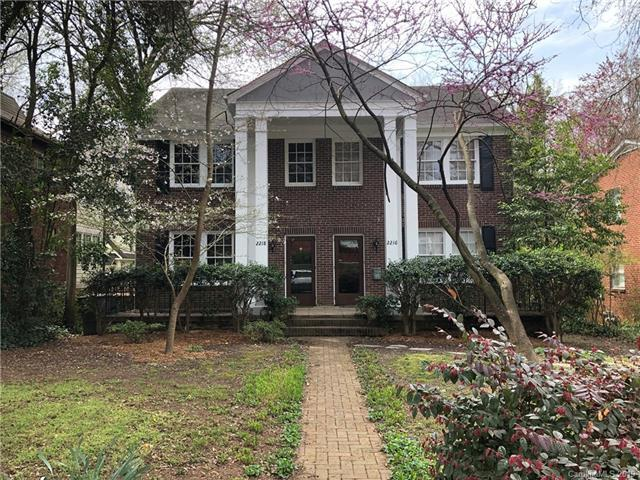 2216 Kenmore Avenue, Charlotte, NC 28204 (#3487141) :: The Ann Rudd Group