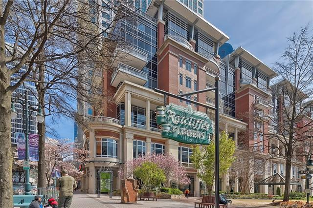 435 S Tryon Street #806, Charlotte, NC 28202 (#3487158) :: High Performance Real Estate Advisors