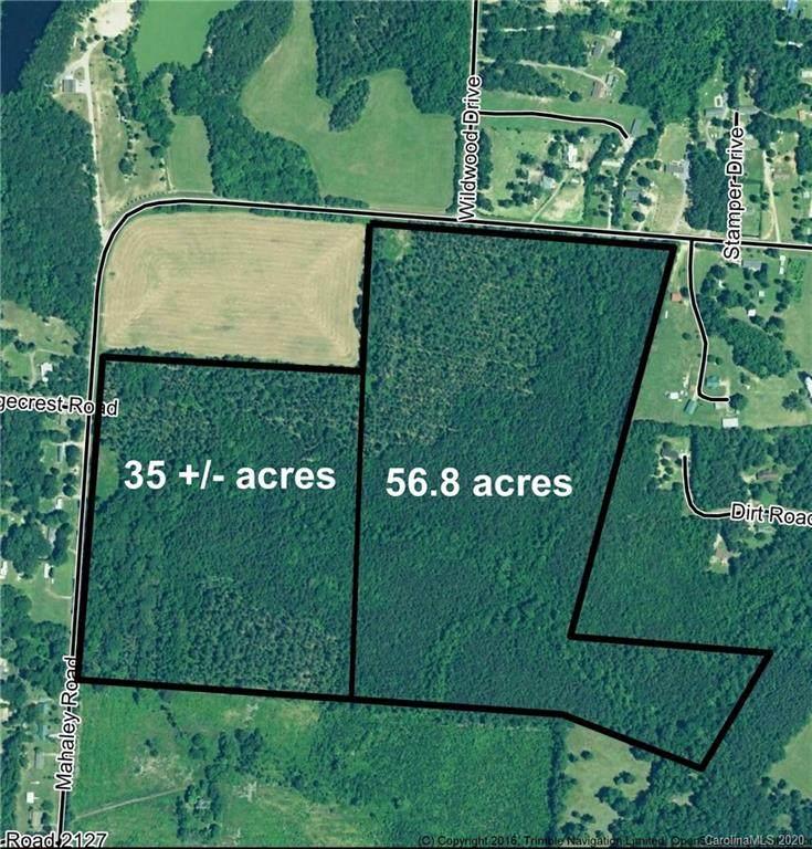 185 Mahaley Road, Salisbury, NC 28146 (#3487195) :: Carolina Real Estate Experts