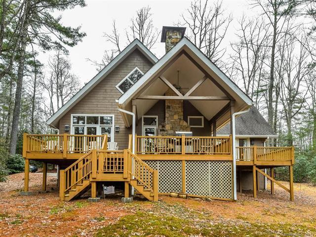 1580 Fairway Drive, Lake Toxaway, NC 28747 (#3487289) :: LePage Johnson Realty Group, LLC