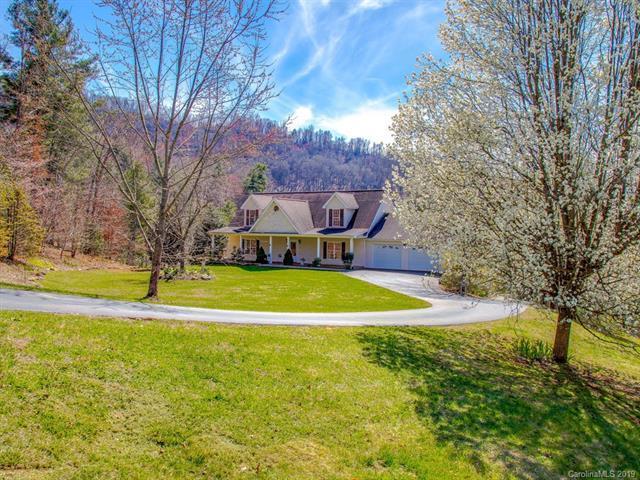 105 Farm Valley Court, Weaverville, NC 28787 (#3487393) :: Puffer Properties
