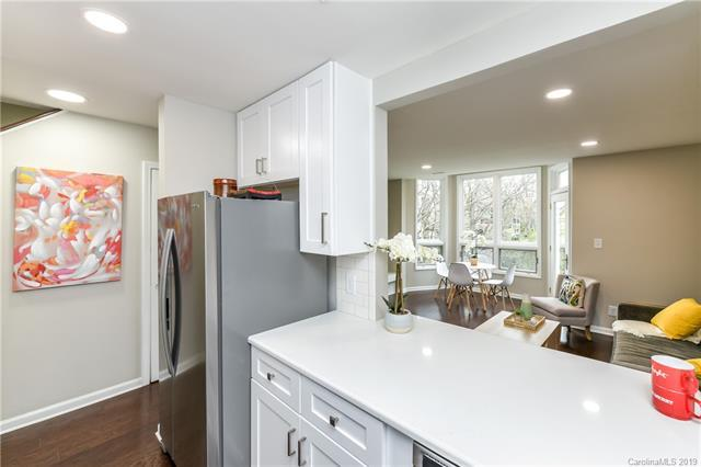 328 W 6th Street #5, Charlotte, NC 28202 (#3487403) :: The Ramsey Group