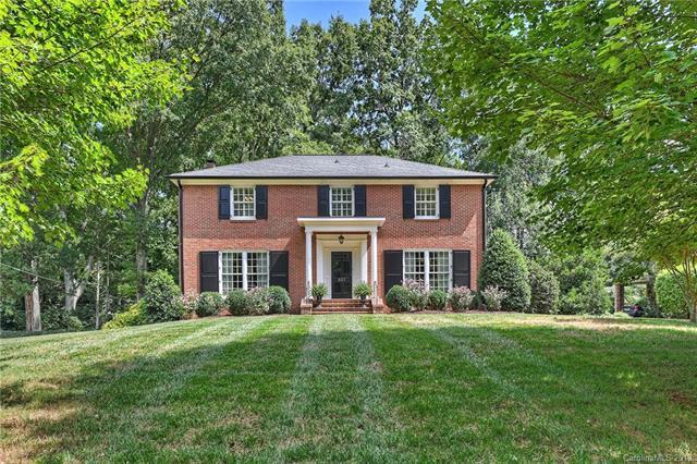837 Greentree Drive, Charlotte, NC 28211 (#3487418) :: LePage Johnson Realty Group, LLC