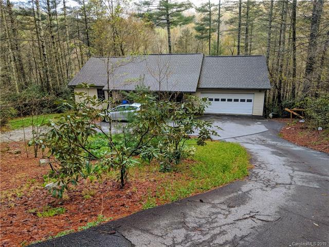 75 Wildwood Way, Lake Toxaway, NC 28747 (#3487420) :: Bluaxis Realty