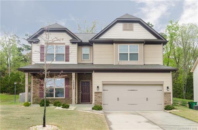 10222 Atkins Ridge Drive, Charlotte, NC 28213 (#3487433) :: Keller Williams South Park