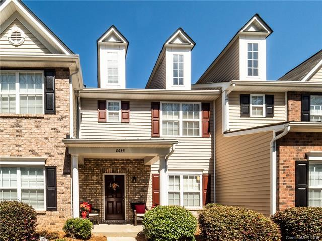 8645 Wandering Creek Way, Charlotte, NC 28227 (#3487531) :: LePage Johnson Realty Group, LLC