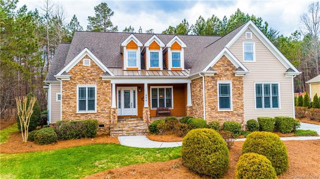 256 Ashmore Circle, Troutman, NC 28166 (#3487616) :: Besecker Homes Team