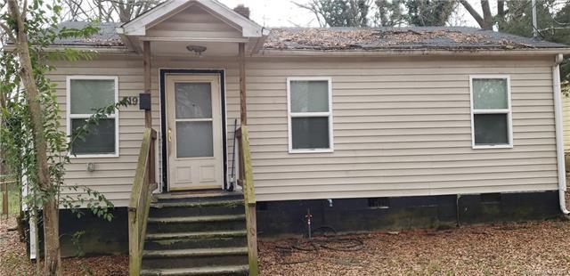 319 Scoggins Street, Rock Hill, SC 29730 (#3487631) :: Rinehart Realty