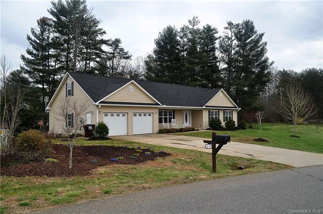 22 Chickwood Trail, Weaverville, NC 28787 (#3487654) :: Puffer Properties