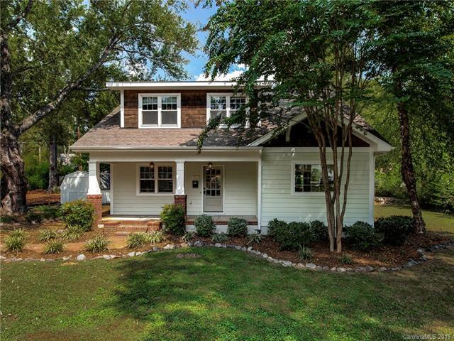1717 Brook Road, Charlotte, NC 28205 (#3487680) :: RE/MAX RESULTS