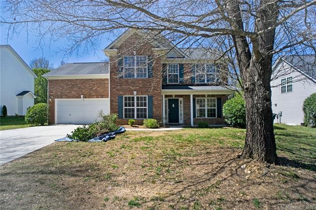 1028 Enderbury Drive, Indian Trail, NC 28079 (#3487831) :: www.debrasellscarolinas.com