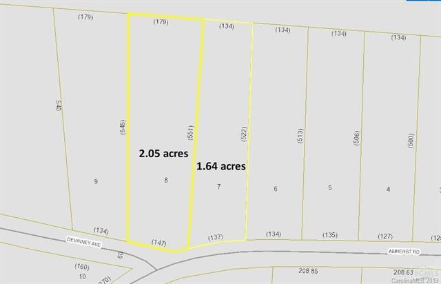 VL Amherst Road, Morganton, NC 28655 (#3487852) :: Charlotte Home Experts