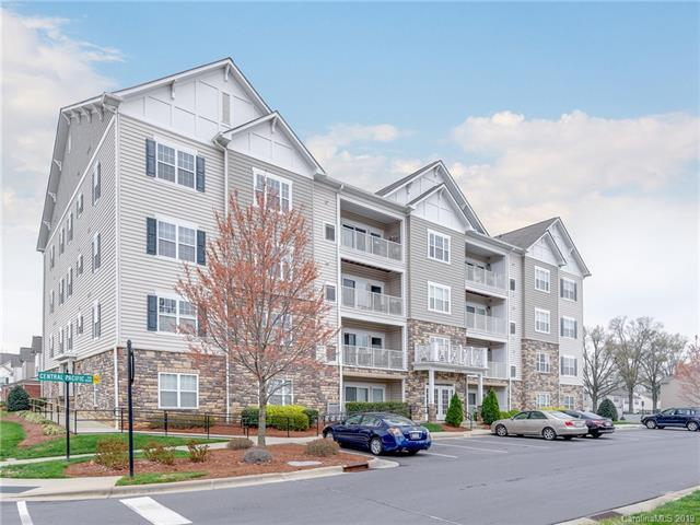 6605 Central Pacific Avenue 301-A, Charlotte, NC 28210 (#3487874) :: The Ann Rudd Group