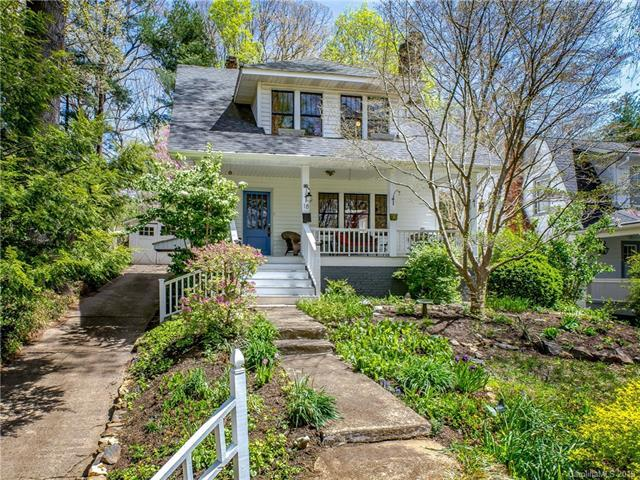 18 Westover Drive, Asheville, NC 28801 (#3487896) :: High Performance Real Estate Advisors