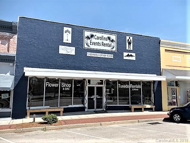 112 N Hampton Street, Kershaw, SC 29067 (#3487928) :: LePage Johnson Realty Group, LLC