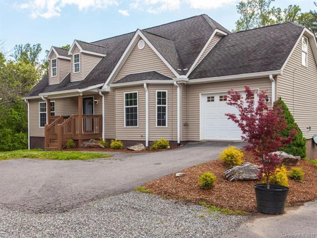 6 Garrison Road, Weaverville, NC 28787 (#3488101) :: Keller Williams Professionals