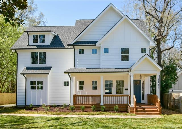 1146 Woodside Avenue, Charlotte, NC 28205 (#3488181) :: Washburn Real Estate