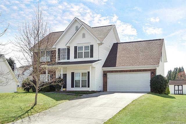 2628 Hartley Hills Drive, Charlotte, NC 28213 (#3488301) :: Exit Mountain Realty
