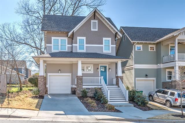 711 Morgan Park Drive, Charlotte, NC 28204 (#3488314) :: Scarlett Real Estate