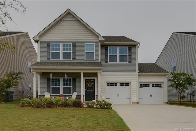 119 Fesperman Circle, Troutman, NC 28166 (#3488326) :: MartinGroup Properties