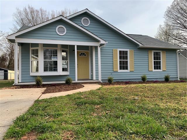 6225 Easter Lane, Charlotte, NC 28208 (#3488342) :: MECA Realty, LLC