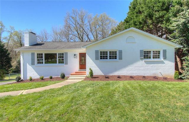 940 Heather Lane, Charlotte, NC 28209 (#3488355) :: Odell Realty