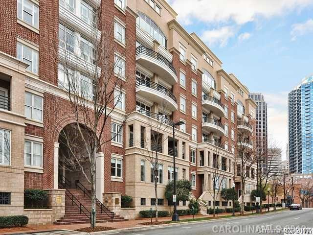 400 N Church Street #508, Charlotte, NC 28202 (#3488408) :: Odell Realty