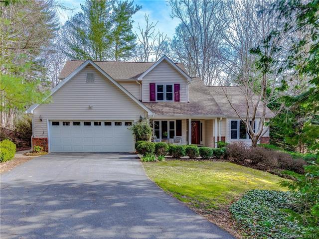 38 Weston Heights Drive, Asheville, NC 28803 (#3488536) :: Puffer Properties