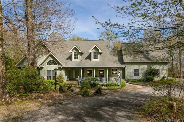 1473 Indian Camp Mountain Road, Rosman, NC 28772 (#3488563) :: Puffer Properties