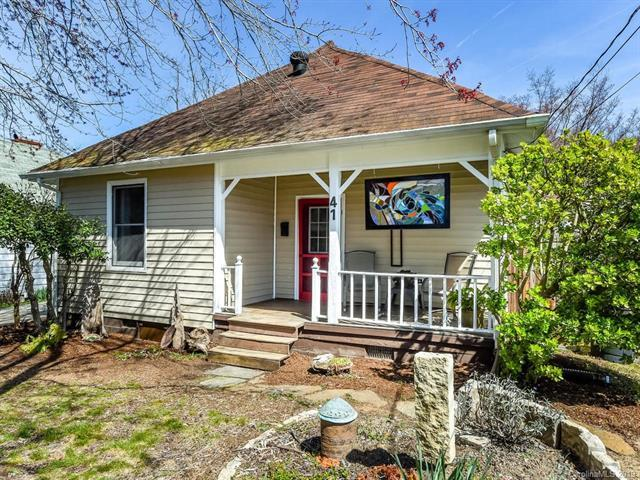 41 Clyde Street, Asheville, NC 28801 (#3488731) :: MECA Realty, LLC