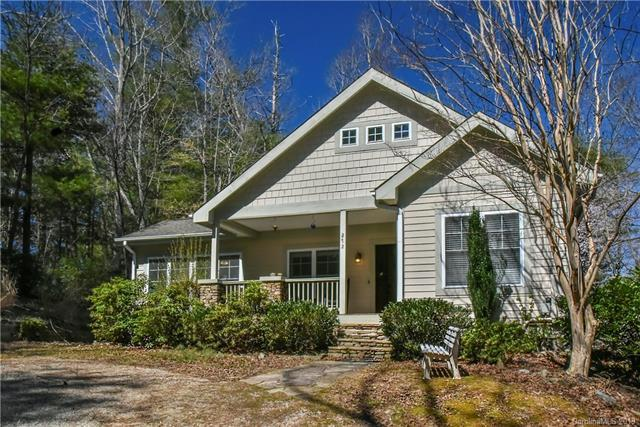 272 S Summit Ridge Road, Saluda, NC 28773 (#3488845) :: Keller Williams Professionals