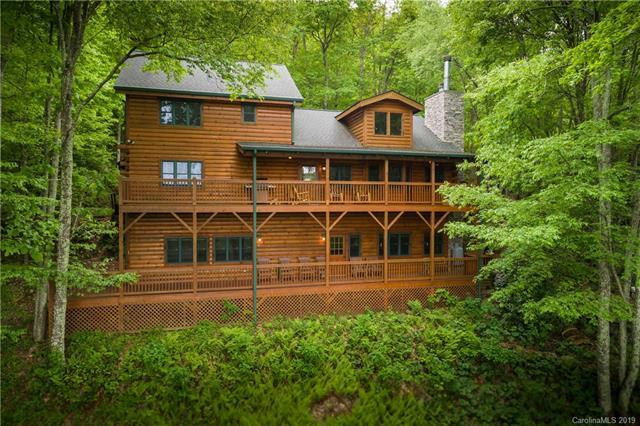 199 Kanusati Trail, Maggie Valley, NC 28751 (#3489272) :: Rinehart Realty