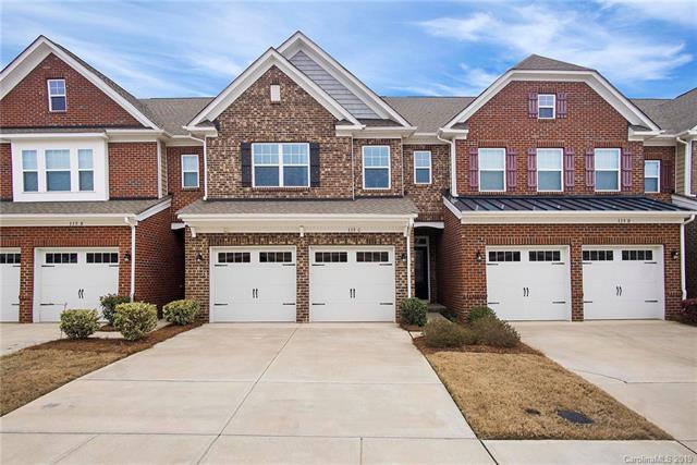 115 Dellbrook Street C, Mooresville, NC 28117 (#3489333) :: The Ann Rudd Group