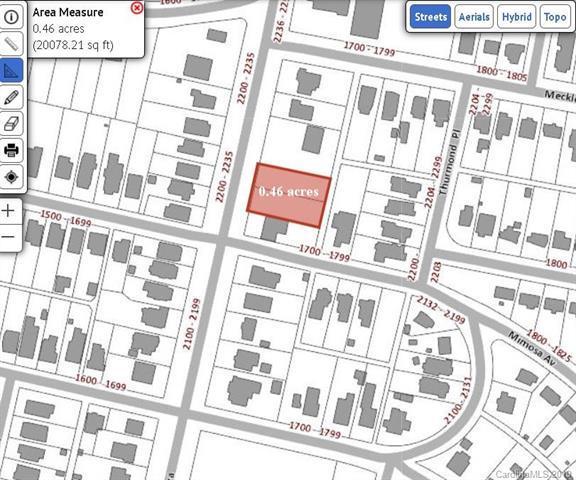 2208 The Plaza Avenue, Charlotte, NC 28205 (#3489376) :: LePage Johnson Realty Group, LLC