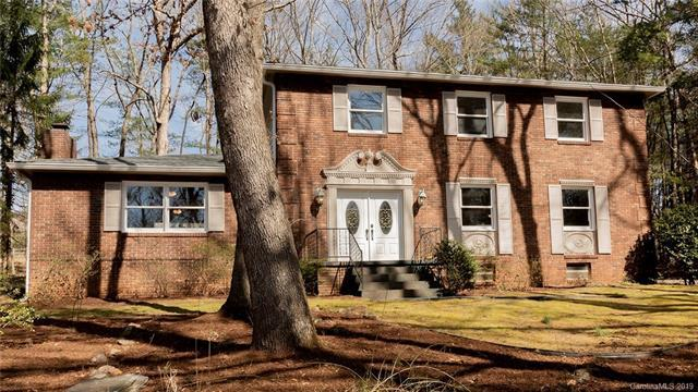 31 Spring Forest Circle, Asheville, NC 28803 (#3489529) :: High Performance Real Estate Advisors