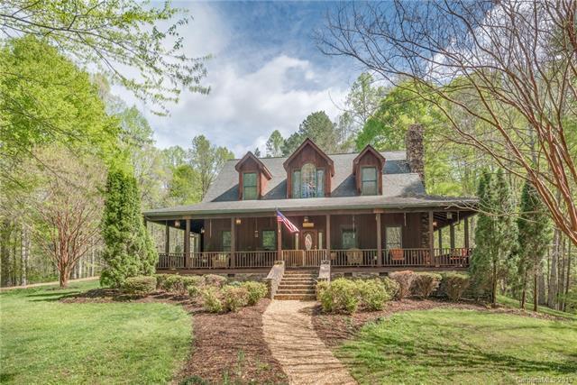 1694 Frog Creek Road, Union Mills, NC 28167 (#3489534) :: Keller Williams Professionals