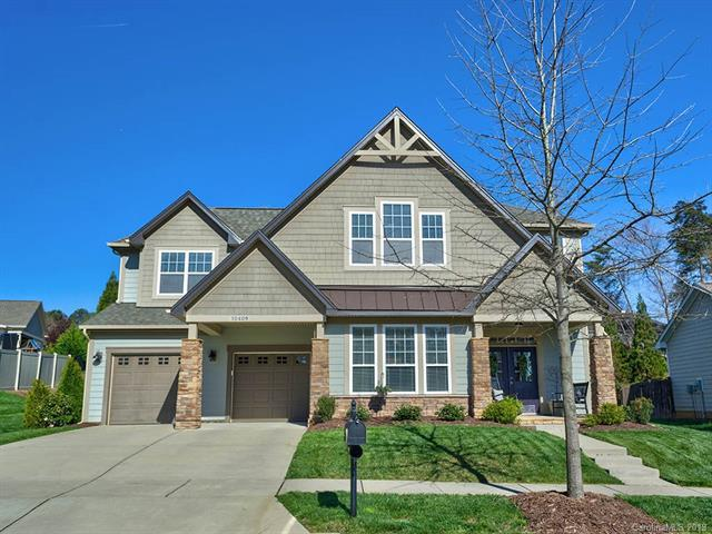 10409 Donahue Drive, Huntersville, NC 28078 (#3489595) :: The Ann Rudd Group