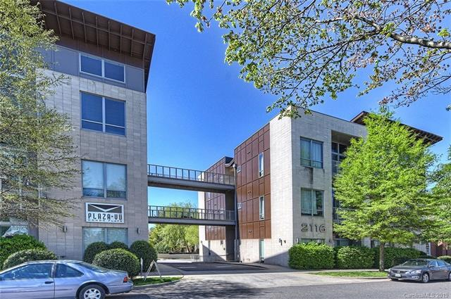 2116 Mcclintock Road #221, Charlotte, NC 28205 (#3489701) :: Exit Mountain Realty