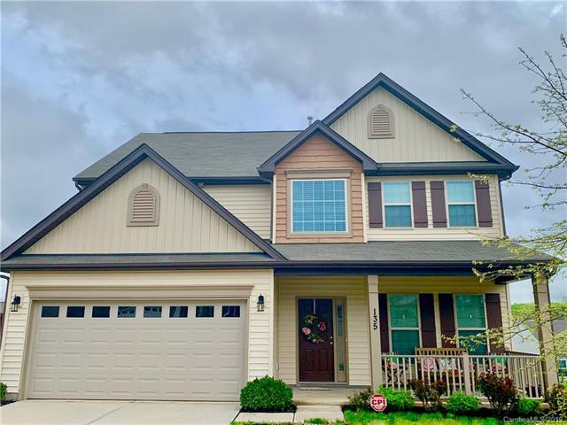 135 Renville Place, Mooresville, NC 28115 (#3489785) :: Rinehart Realty