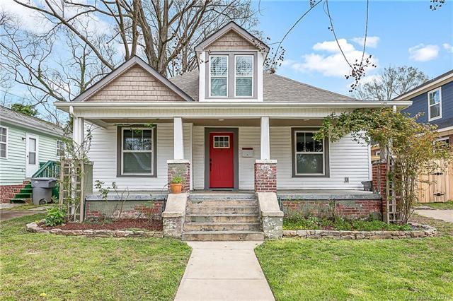 1912 Allen Street, Charlotte, NC 28205 (#3489786) :: Washburn Real Estate