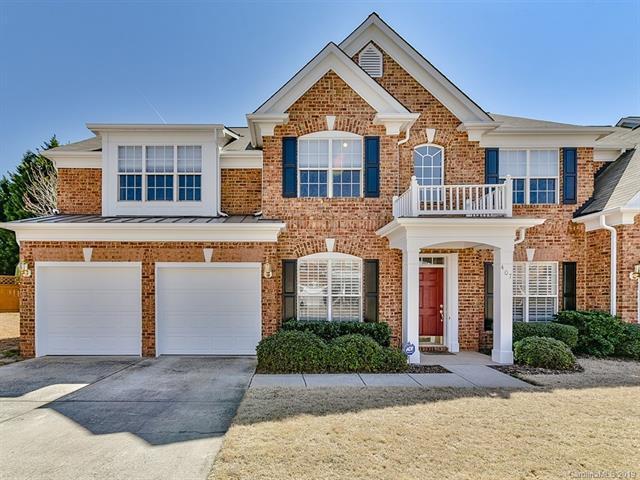 407 Eberle Way, Matthews, NC 28105 (#3489835) :: Washburn Real Estate