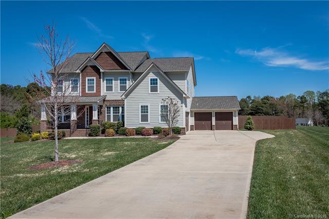 154 Farm Knoll Way, Mooresville, NC 28117 (#3489960) :: Rinehart Realty