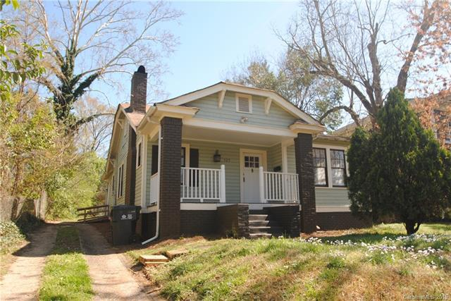 525 Walnut Avenue, Charlotte, NC 28208 (#3489962) :: The Ann Rudd Group