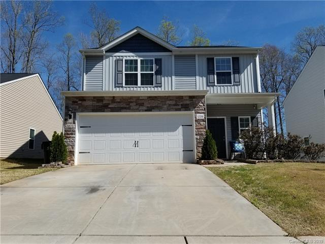 1226 Doby Springs Drive, Charlotte, NC 28262 (#3490016) :: High Performance Real Estate Advisors