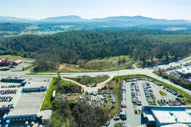601 & 607 Brevard Road, Asheville, NC 28806 (#3490133) :: LePage Johnson Realty Group, LLC