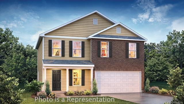 1542 Lilly Springs Place 455A, Dallas, NC 28034 (#3490505) :: Rinehart Realty