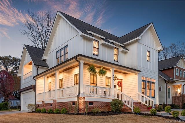 909 Lunsford Place, Charlotte, NC 28205 (#3490622) :: MartinGroup Properties